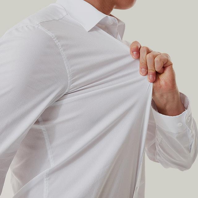 NEW 모짜렐라 플렉스 셔츠
