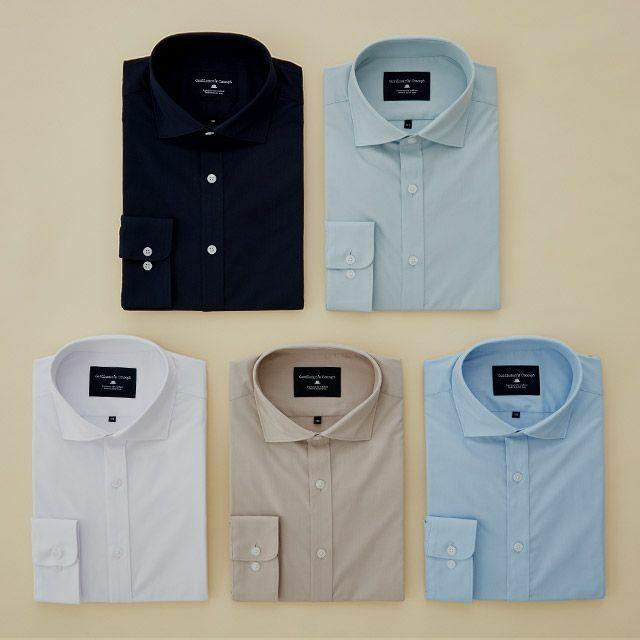 MUST HAVE NEW 에센셜 셔츠