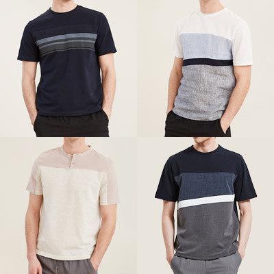 가장 손쉬운 스타일링, 블록 티셔츠